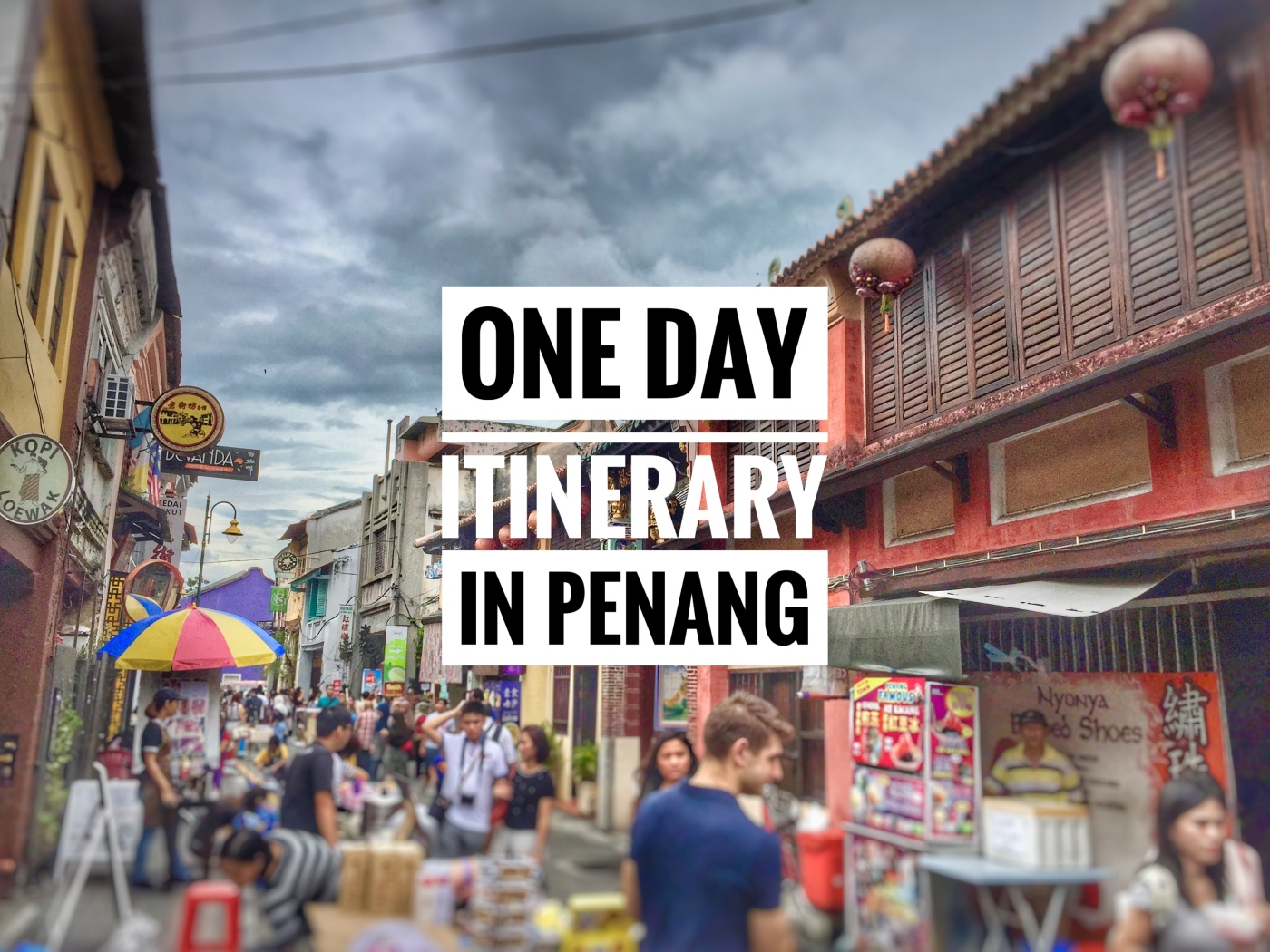penang trip itinerary Day 3: penang round island and firefly tour breakfast in the morning and set out for a full-day round-island trip in penang start with a trip to the tropical spice.